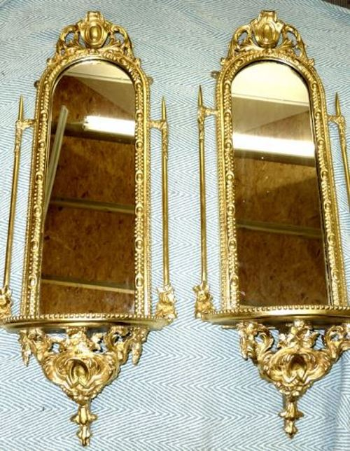 ee2bcc2e3171 Examples of Gilded Antique Furniture