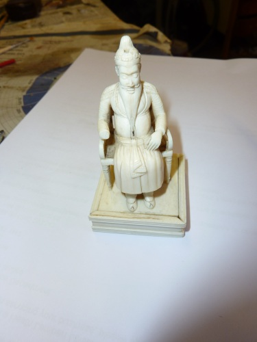 ivory figure without hand